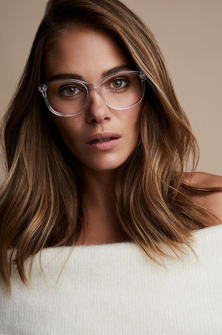 Nadine in 2019 | glasses | Trending glasses frames ...