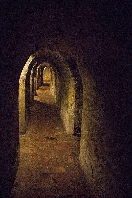 Castillo de San Felipe, Cartagena #Colombia   Flickr - Photo Sharing!