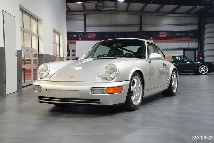 1992 Porsche 911 / 964 Carrera RS  - Porsche 964 Carrera RS NGT/M003 Clubsport