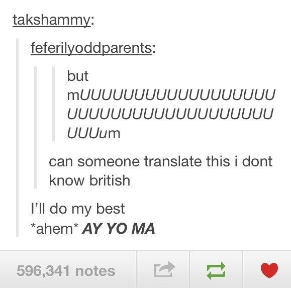 On the subtle differences in language: | 17 Times Britain Confused The Hell Out Of Everyone On Tumblr