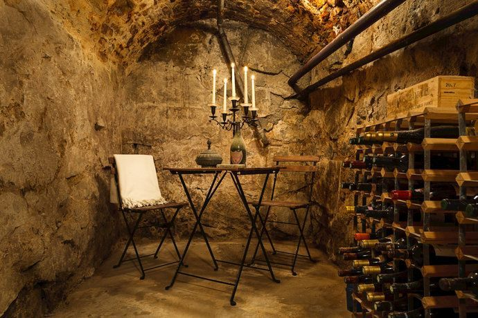 Wine cellar  {wineglasswriter.com/}