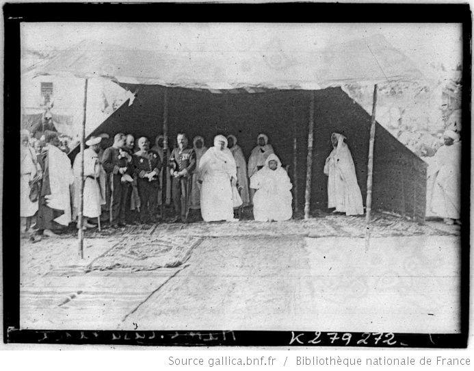[Recueil. Maroc, voyage du président de la république française M. Alexandre Millerand du 05 au 15 avril 1922 et diverses vues de villes du Maroc en 1925] : [lot de photographies de presse] / [Meurisse ?] - 6
