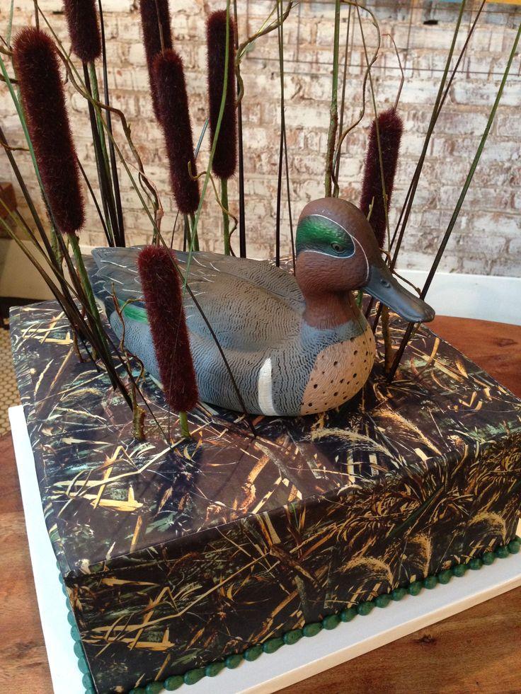 ::Honeymoon Bakery:: Rome, GA:: Duck Hunting [Real Tree Camo]