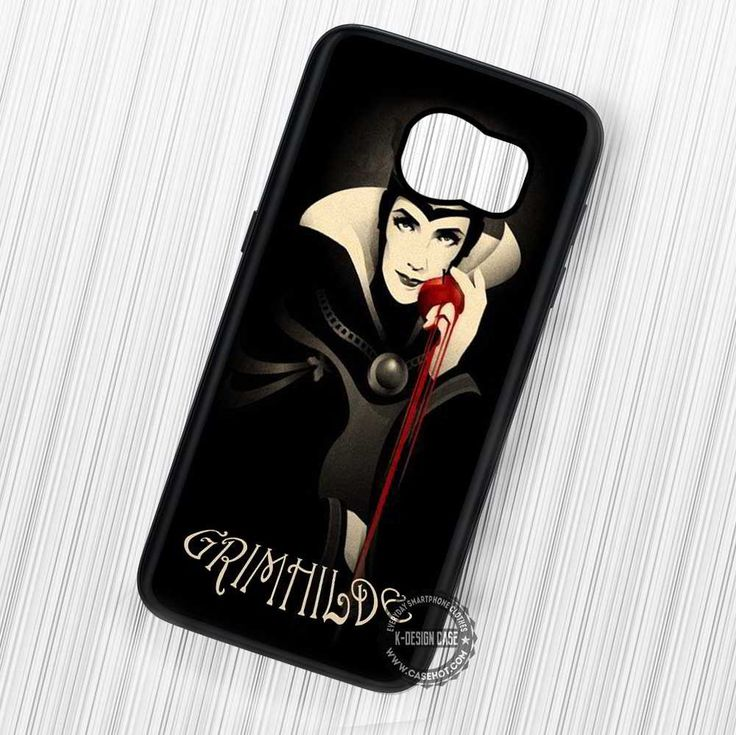 Grimhilde from Snow White - Samsung Galaxy S7 S6 S5 Note 7 Cases & Covers