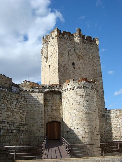Castillo  de  Coria   Cáceres