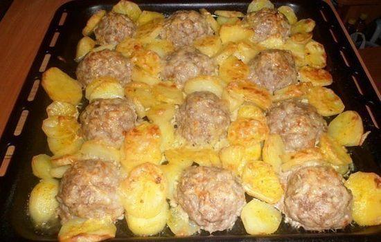 Рецепты фрикаделек с картошкой, секреты выбора ингредиентов и