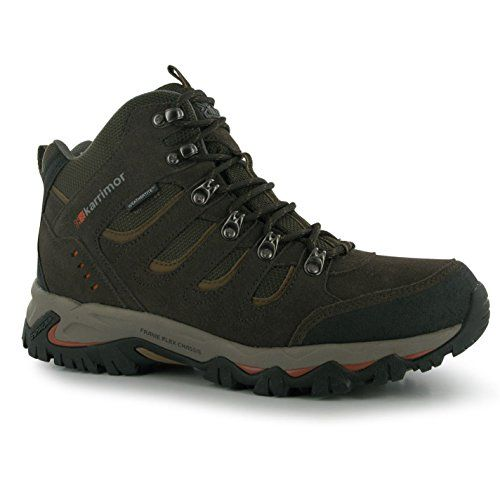 Karrimor Mens Mount Mid Walking Boots Shoes Breathable Lace Up Hiking Trekking Brown 9.5 No description (Barcode EAN = 5054636980415). http://www.comparestoreprices.co.uk/december-2016-6/karrimor-mens-mount-mid-walking-boots-shoes-breathable-lace-up-hiking-trekking-brown-9-5.asp