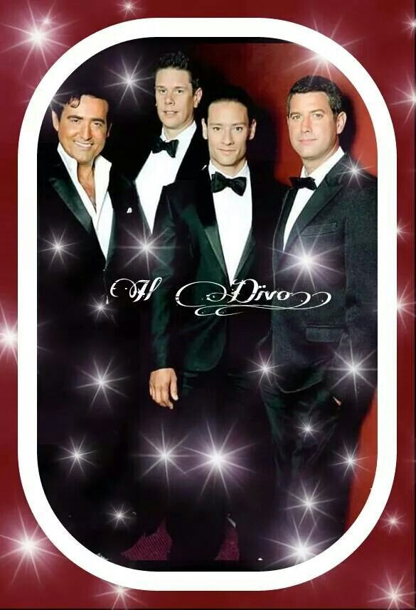 Best 321 i love everything il divo images on pinterest other - Il divo and celine dion ...
