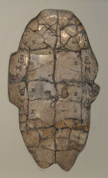 Reading Oracle Bones and Writing the Future in the Shang Dynasty
