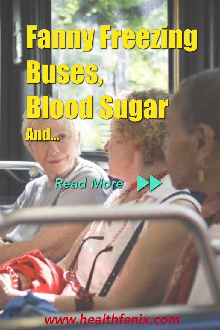 Travelling anywhere can be stressful...  find food that a diabetes prone soul can eat can be extra tough...  It's possible!  Senior Old Women On Bus Diabetes Blood Sugar Inflammation Travel
