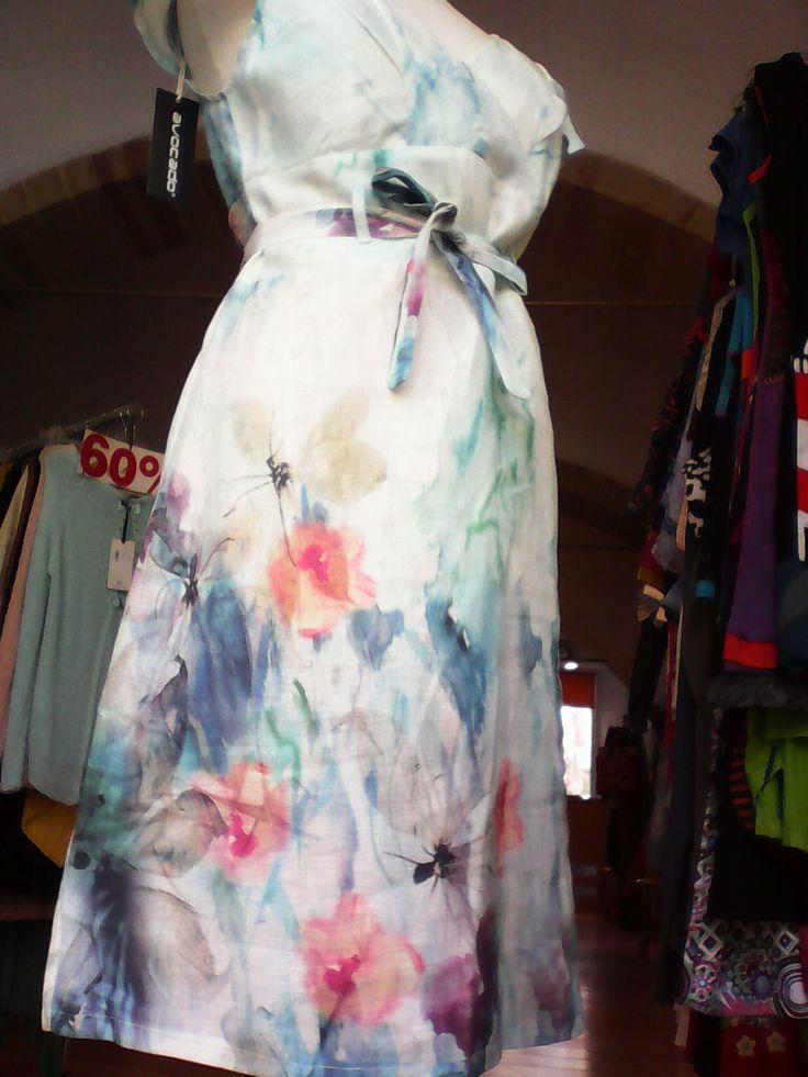 Λινο φορεμα