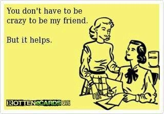 Funny friend ecards, funny friendship ecards, funny friendship quotes ...For more best friend humor quotes visit www.bestfunnyjokes4u.com/rofl-best-funny-joke-pic/