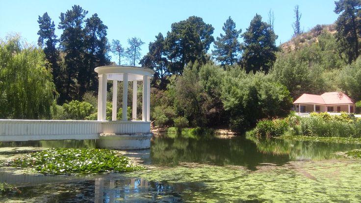 Jardín Botánico - Viña del Mar