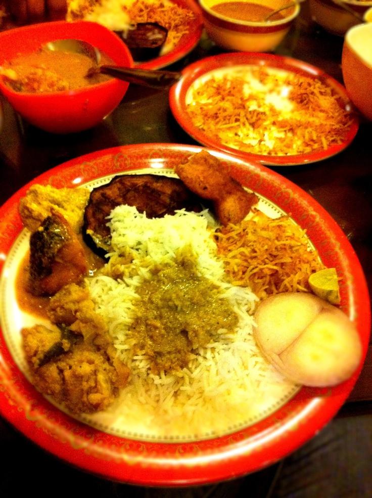 The Authentic Bengali Meal - Calcutta Club, Mumbai