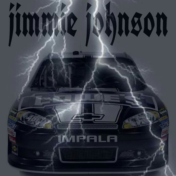 Jimmie  Johnson (My Sexy lightning bolt!!)⚡