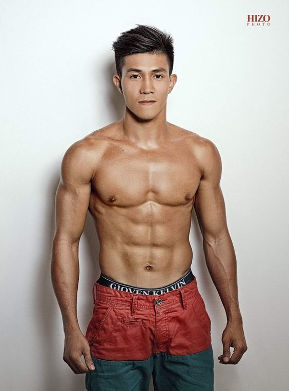 asian boys hottest naked body