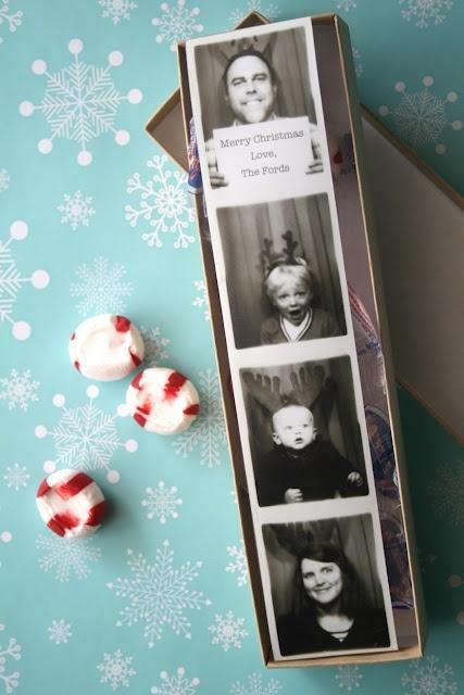 Tutorial: holiday card photo