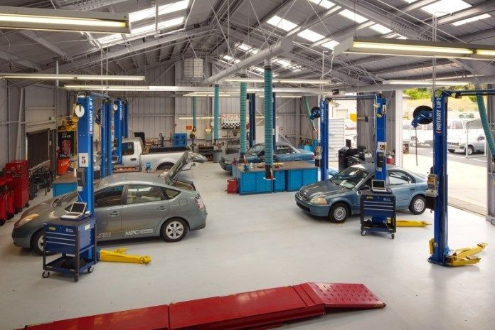 What To Consider When Designing Auto Repair Shop Layout Mechanic Garage Shop Layout Auto Repair Shop