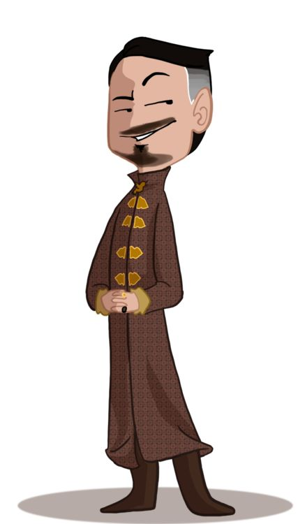Petyr Baelish by smoucan.: Drawing