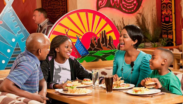 Great family moments at Spur Steak Ranches | http://www.spur.co.za