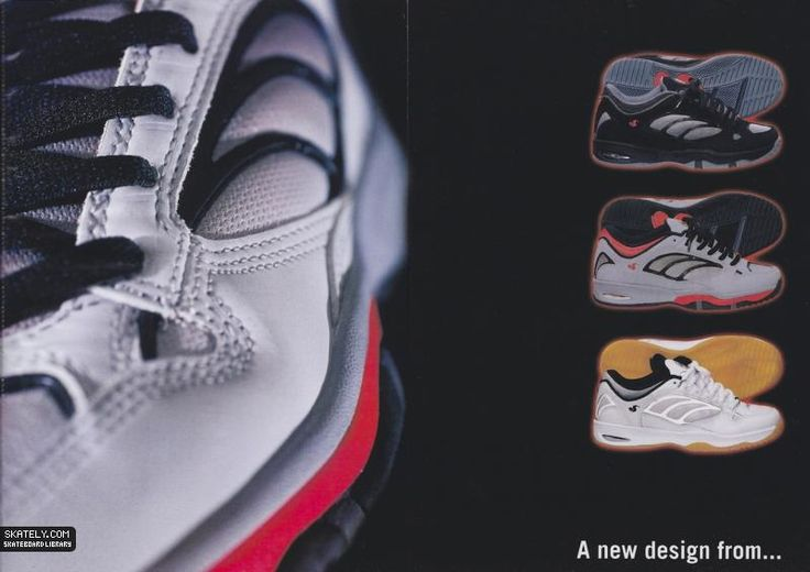 DVS Shoes - Steve Berra Pro Model Ad (2000)
