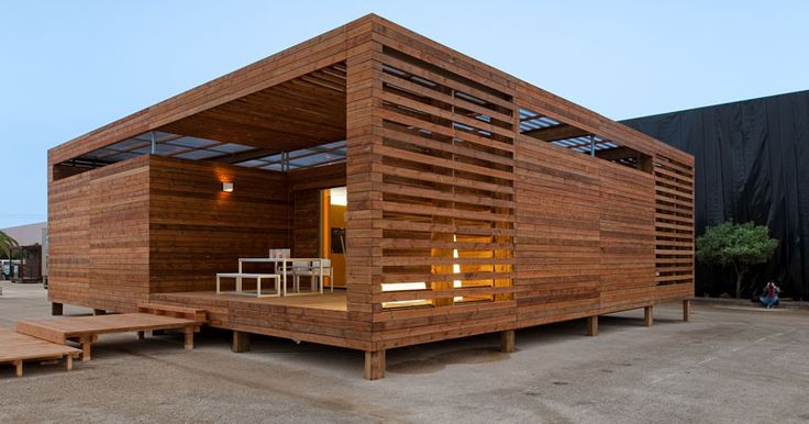 TreeHouse - modular prefab from Brazil