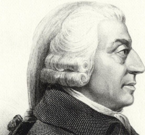 Adam Smith: Edinburgh. Smith is best known for two classic works: The Theory of Moral Sentiments (1759), and An Inquiry into the Nature and Causes of the Wealth of Nations (1776). The latter is considered his magnum opus and the first modern work of economics. Smith is cited as the father of modern economics and is still among the most influential thinkers in the field of economics today.
