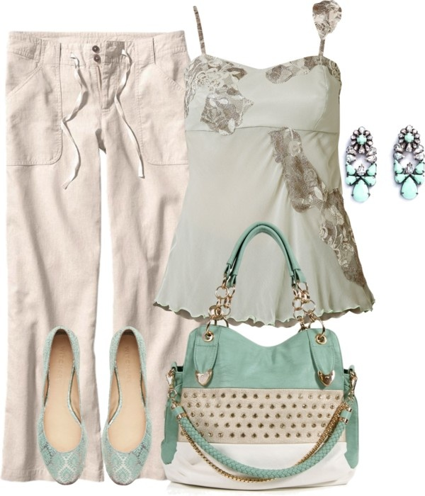 """Untitled #2785"" by lisa-holt ❤ liked on Polyvore"