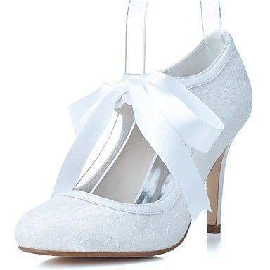 Women's Shoes Heels Round Toe Stiletto Heel Pumps Wedding Shoes More Colors available – USD $ 34.99
