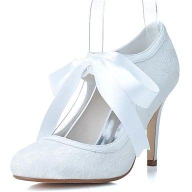 Damenschuhe Heels runde Kappe Pfennigabsatz Pumpen Hochzeit Schuhe weitere Farben erhältlich – EUR € 31.28