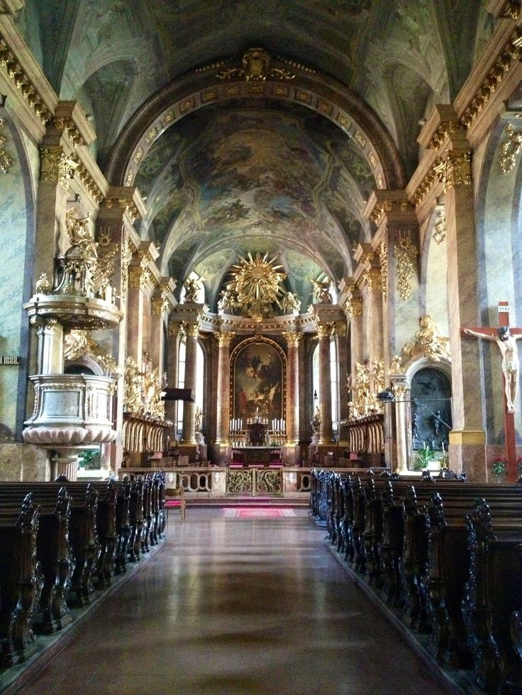 Catholic Church Györ