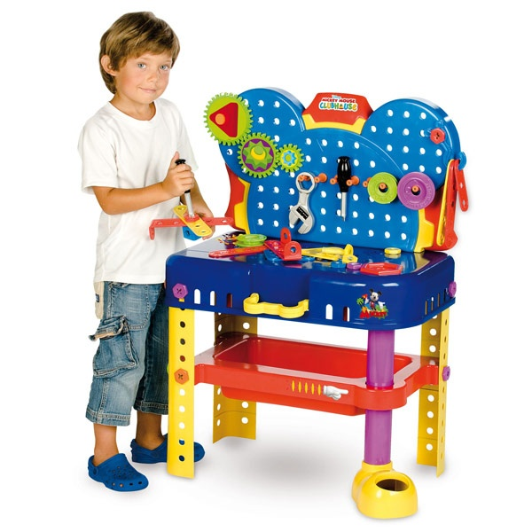 Mickey Mouse Clubhouse Workbench All Things Baby And Kid