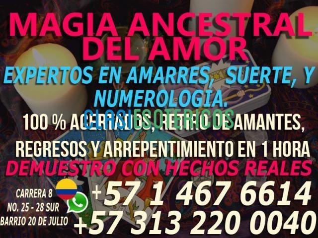 AMARRES Y APEGO SEXUAL SIN CAUSAR DAÑOS 100 % EFECTIVO WHATSAPP +573132200040 - Clasiesotericos Colombia