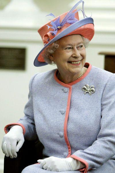 Queen Elizabeth,