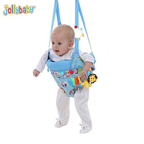 SyGyn(TM) Jollybaby Toddler Toy Fitness Swing Jumping Dual-purpose Park Bebek Chairs Rocking Cradle Baby Jumpers And Bouncers YYT501