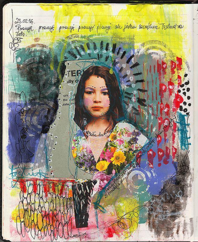 Everyday art-diary {Tuesday} -