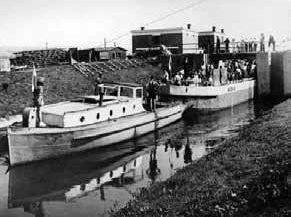 Osobní loď Morava