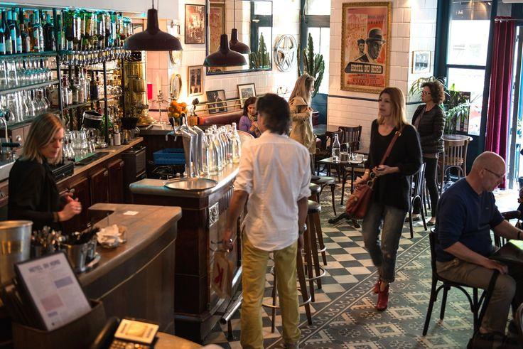A weekend along paris 39 canal saint martin an upcoming neighborhood with markets boutiques - Canal saint martin restaurant ...