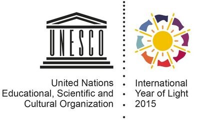 UNESCO Iinternational Year of Light - The United Nations (UN) General Assembly 68th Session proclaimed 2015 as the International Year of Light and Light-based Technologies (IYL 2015).