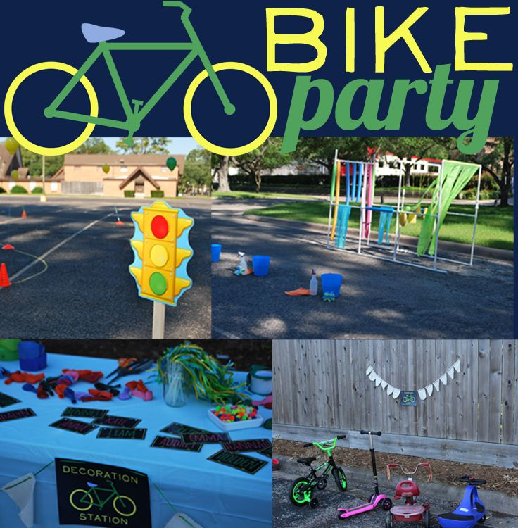 We just celebrated my son's third birthday. I think it might rate up at the top of my list of favorite party theme we have done so...