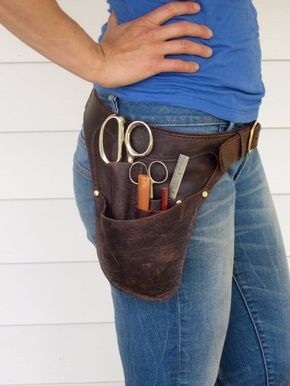 Sewing Belt - A tool belt for those who sew