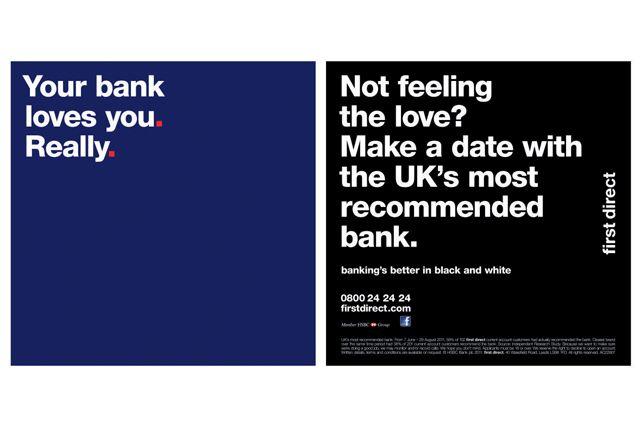 First Direct Ads Parody High Street Parody Feeling Loved Ads