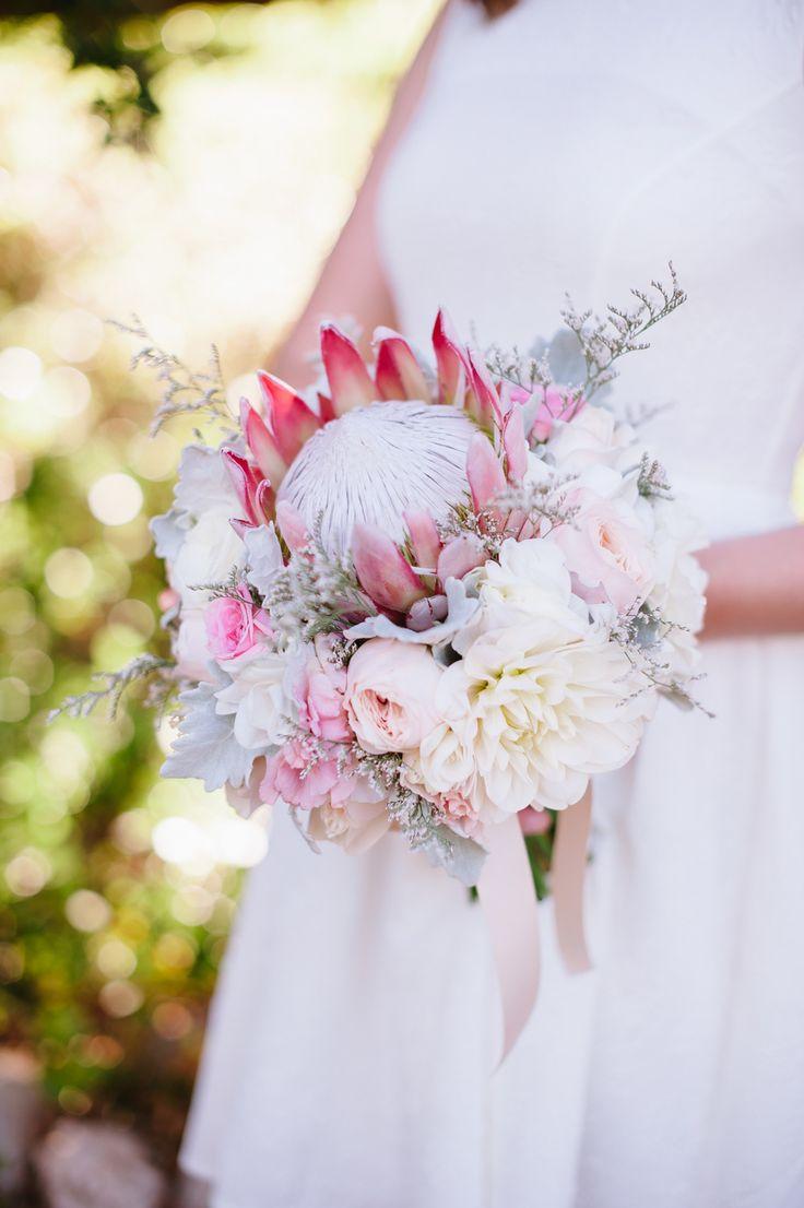 protea, floral, flowers, inspiration, bouquets, bridal, wedding, center pieces, arrangements, ideas