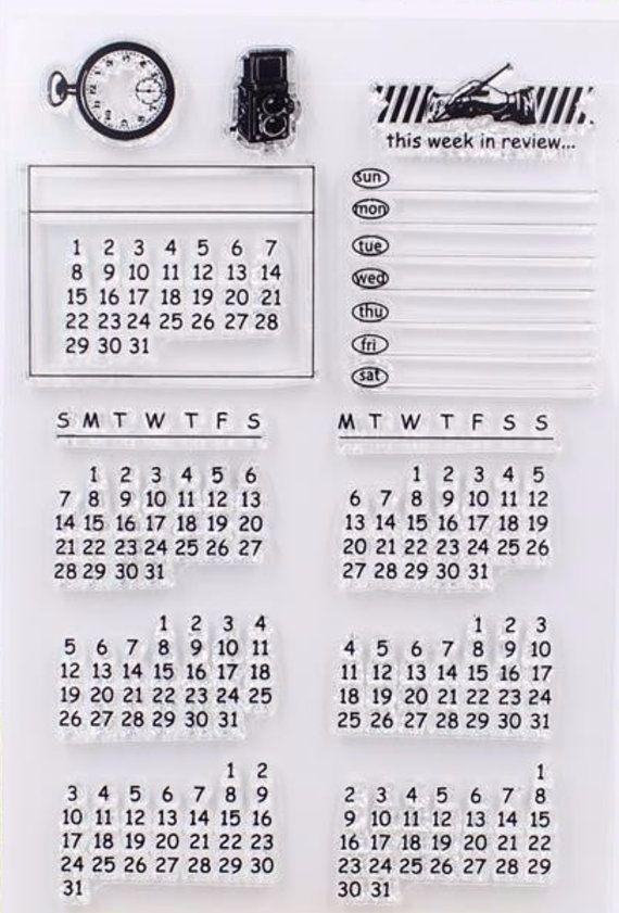 Best make a calendar ideas on pinterest diy