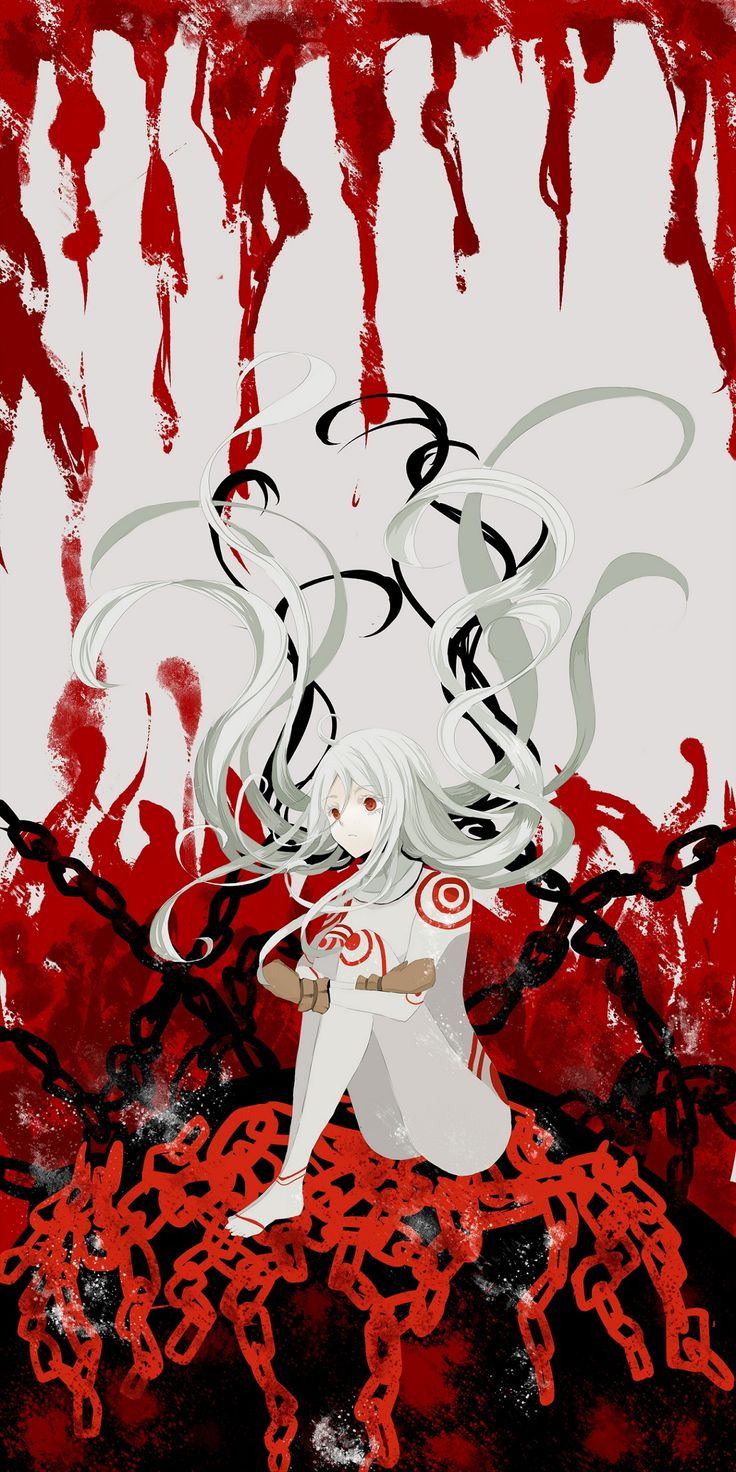 Deadman wonderland came out in Germany and I just bought it and it got FUCKING CUTTED! DX
