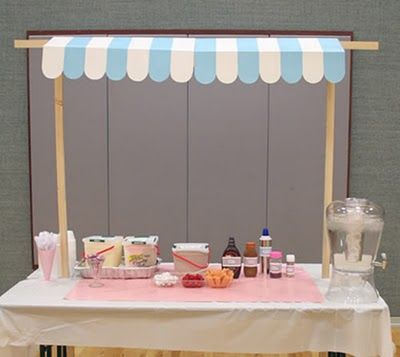 """Primary Ice Cream Social (""""Get the Scoop on your Teacher"""" Party) - My Insanity"""