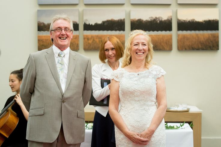 Celebrating 40 years with a vow renewal