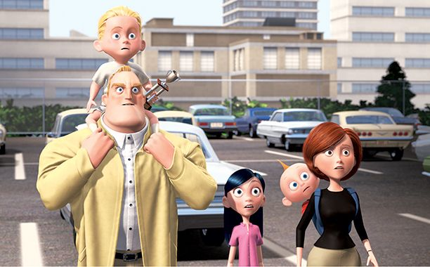 Writer and director Brad Bird is hard at work on the still undated sequel to the 2004 Pixar hitThe Incredibles, and he's offered fans an update...