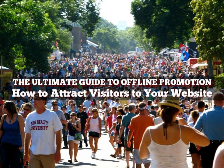 The Ultimate Guide to Offline Promotion - So, you got yourself a nice little website set up. Well, it's all fine and dandy but don't you feel like something's missing in your quest to attract visitors to your website? If the answer's 'yes', then you might be forgetting about a whole other world outside of the Internet. Buckle up for the ultimate guide to offline promotion. And what to do next.