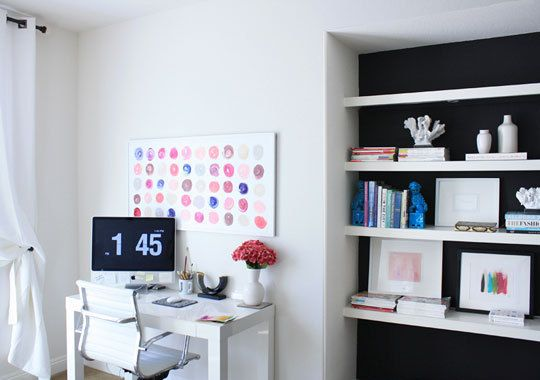 Get the Look: MadeByGirl's Home Office The Tech & Design Source Book | Apartment Therapy